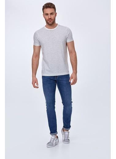 Hemington Tişört Beyaz